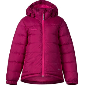 Bergans Kids Dyna Down Jacket Cerise/Hot Pink